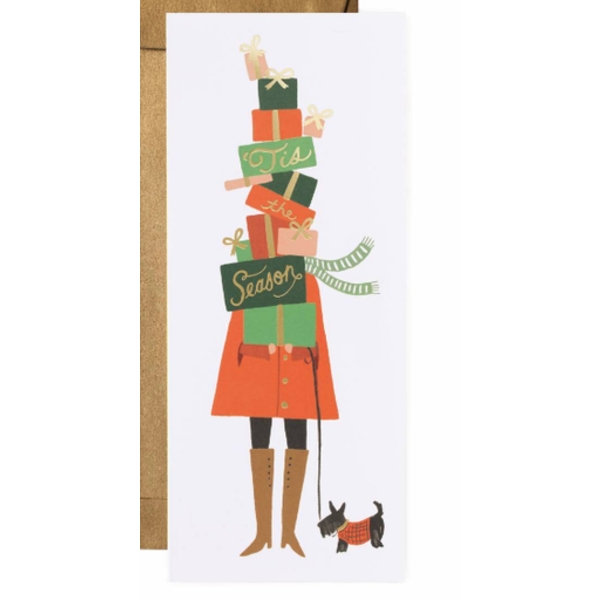 Rifle Paper Rifle Paper Co. Card - Season Of Giving