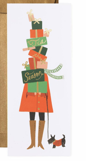 Rifle Paper Co. Card - Season Of Giving