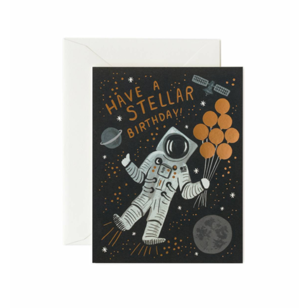 Rifle Paper Co. Rifle Paper Co. Card - Stellar Birthday