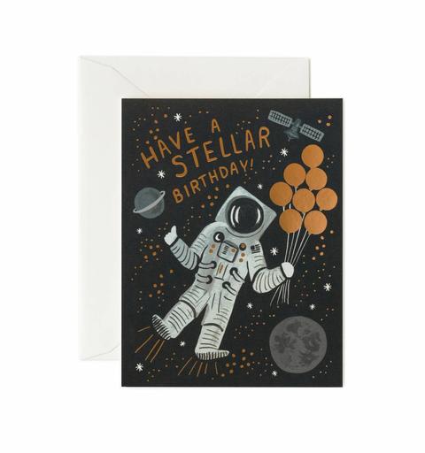 Rifle Paper Co. Card - Stellar Birthday