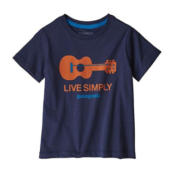 Patagonia Patagonia Baby Live Simply Organic T-Shirt