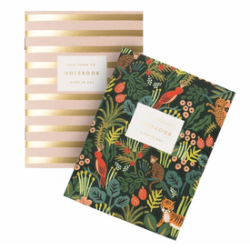 Rifle Paper Rifle Paper Co. Pocket Notebooks - Jungle
