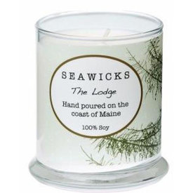 Seawicks Seawicks Candle - The Lodge
