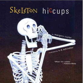 Simon & Schuster Skeleton Hiccups
