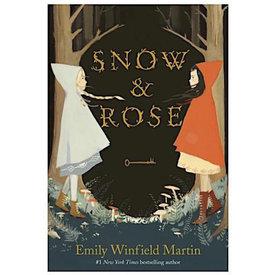 Penguin Snow & Rose