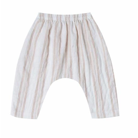 Rylee and Cru Rylee + Cru Stripe Baggy Harem Pant