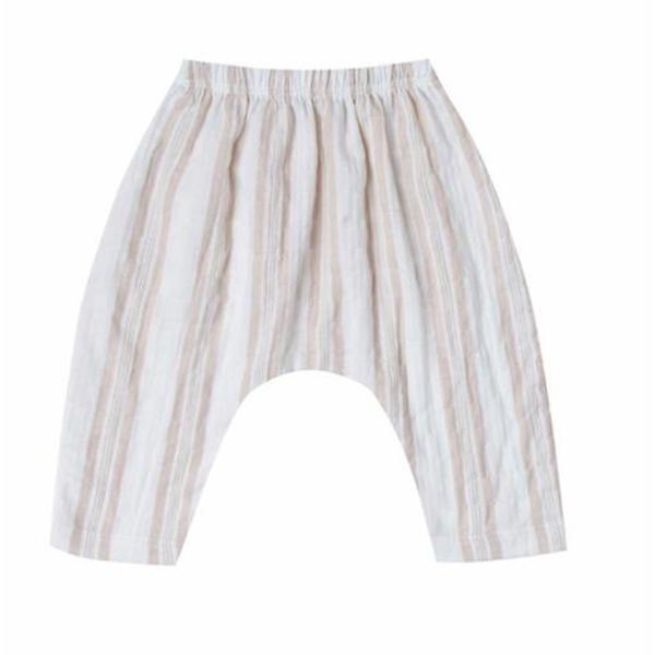 Rylee + Cru Rylee + Cru Stripe Baggy Harem Pant