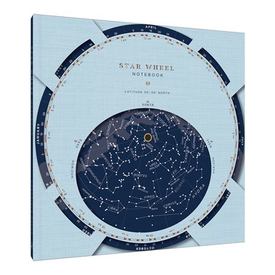 Chronicle Star Wheel Notebook