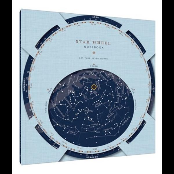 Chronicle Star Wheel Notebook