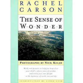 Harper Collins The Sense Of Wonder by Rachel Carson