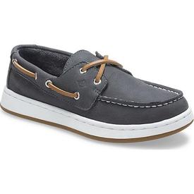 Sperry Sperry Big Kid Cup II Boat Shoe - Grey