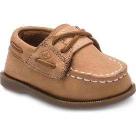 Sperry Sperry Little Kid Authentic Original Crib Hook & Loop Boat Shoe