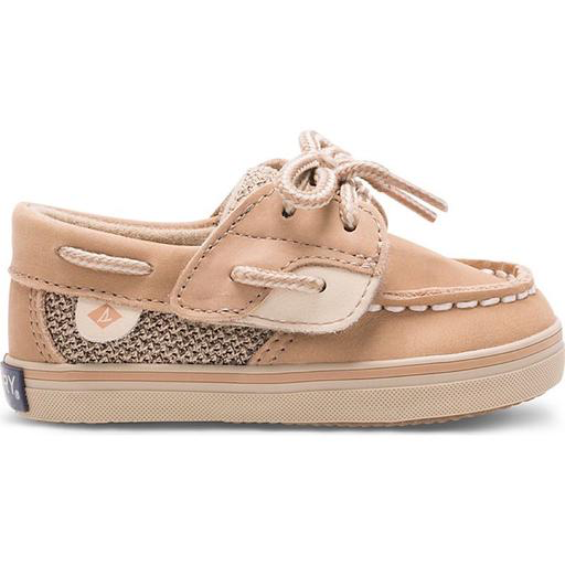 Sperry Little Kid Bluefish Crib Jr Hook & Loop Boat Shoe