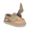 Sperry Little Kid Bluefish Crib Jr Hook & Loop Boat Shoe