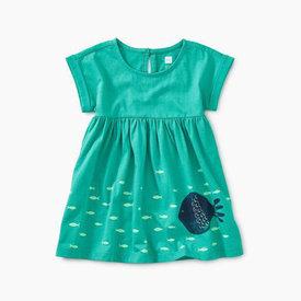 Tea Collection Tea Collection Big Fish Empire Baby Dress