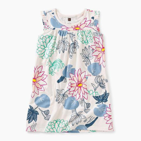 Tea Collection Tea Collection Printed Mighty Mini Dress