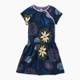 Tea Collection Tea Collection Printed Raglan Dress