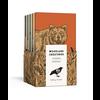 Woodland Creatures: A 10 Notebook Set