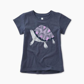 Tea Collection Tea Collection Turtle Graphic Tee