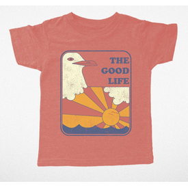 Tiny Whales Tiny Whales The Good Life Tee