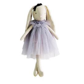 Alimrose Alimrose Baby Beth Bunny - Lavender