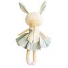 Alimrose Belle Bunny Girl - Blue Floral