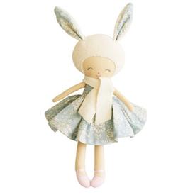 Alimrose Alimrose Belle Bunny Girl - Blue Floral