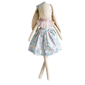 Alimrose Alimrose Juliette Bunny Girl - Liberty Blue