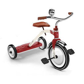 Playforever Baghera Vintage Red Tricycle