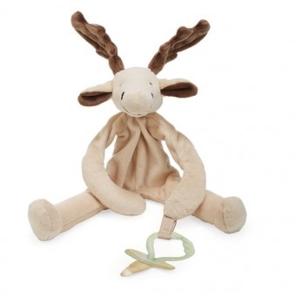 Bunnies By The Bay Bruce Silly Buddy Pacifier Holder