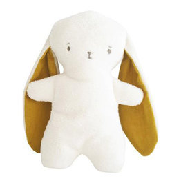 Alimrose Alimrose Bobby Snuggle Bunny - Butterscotch Linen