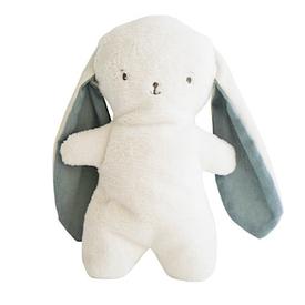 Alimrose Alimrose Bobby Snuggle Bunny - Grey Linen