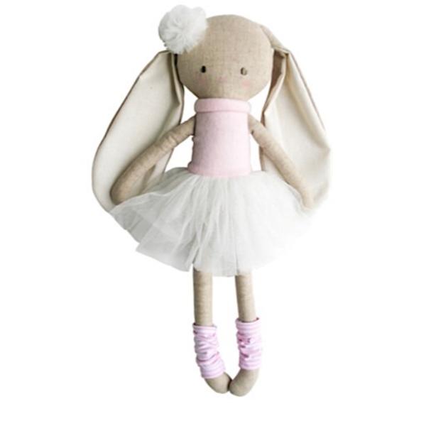 Alimrose Alimrose Bopsy Bunny Ballerina - Large