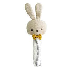 Alimrose Alimrose Roberto Bunny Squeaker - Navy Spot