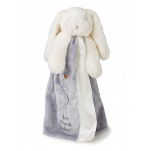 Bunnies By The Bay Bloom Bunny Buddy Blanket