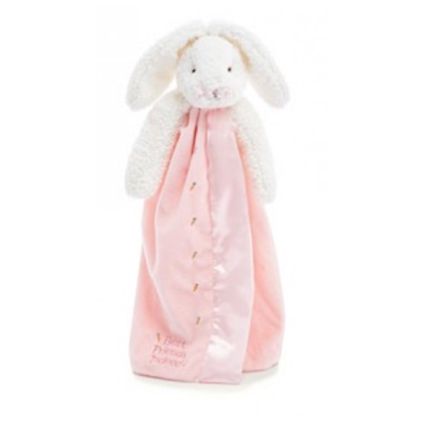 Bunnies By The Bay Blossom Bunny Buddy Blanket