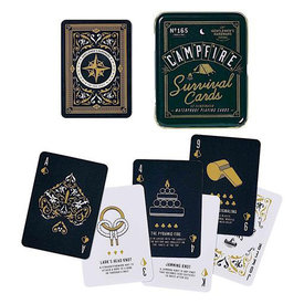 Wild & Wolf Campfire Survival Cards