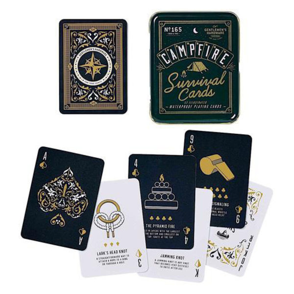 Wild & Wolf Campfire Survival Cards