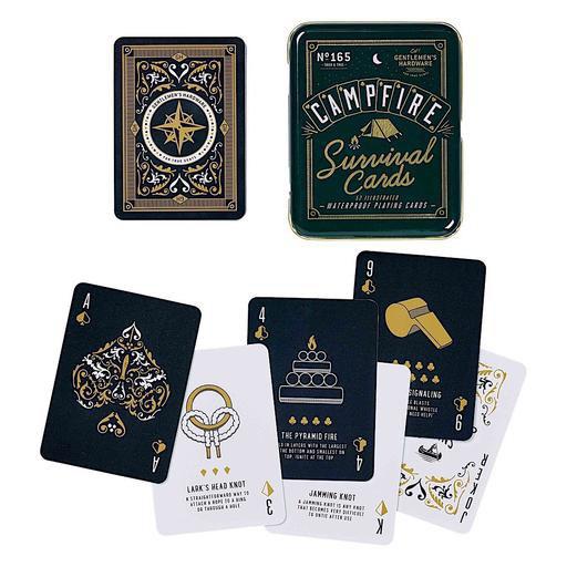Campfire Survival Cards