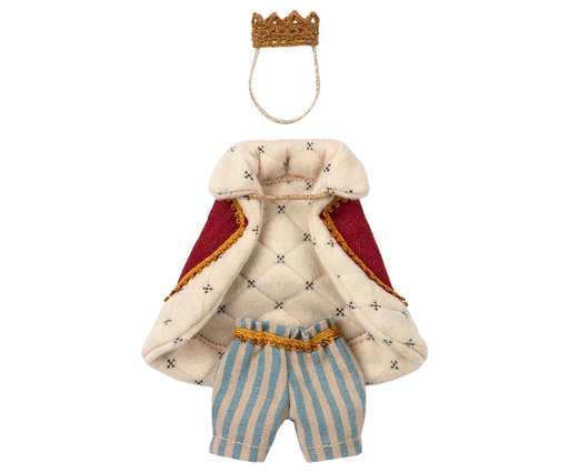 Maileg Maileg Mouse - Clothes for King Mouse