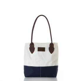 Sea Bags Sea Bags Chebeague Handbag - Navy
