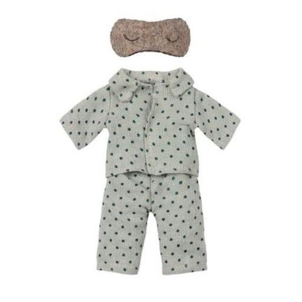 Maileg Maileg Mouse - Pyjamas for Dad Mouse