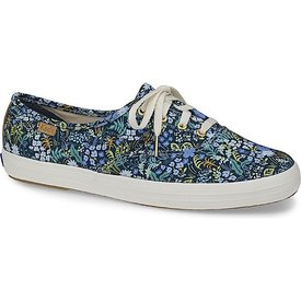 KEDS KEDS Adult + Rifle Paper Co. - Champion / Meadow - Blue