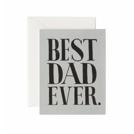 Rifle Paper Co. Rifle Paper Co. Card - Best Dad Ever