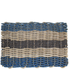 Cape Porpoise Trading Co. Recycled Rope Mat - Dock Square - Standard