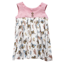 Two Little Beans & Co. Two Little Beans Dress - Rifle Butterflies