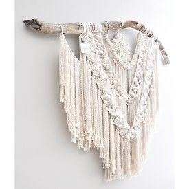 C/Hill C/Hill Macrame Wall Hanging