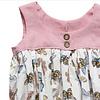Two Little Beans Dress - Rifle Butterflies
