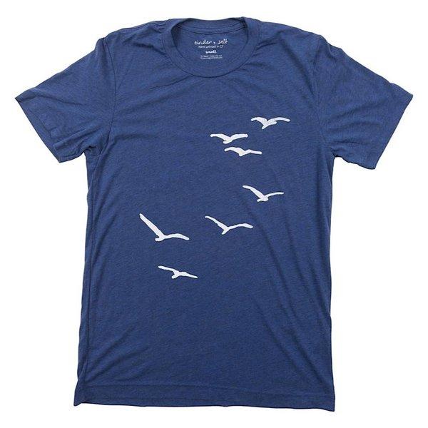 cinder + salt cinder + salt Seagull T-Shirt