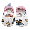 Two Little Beans Baby Booties - Rifle Butterflies
